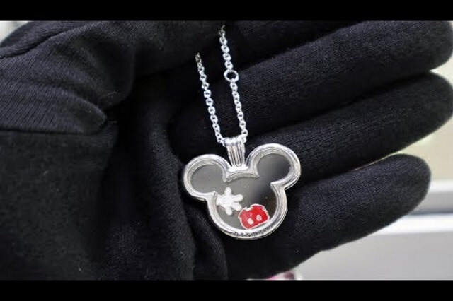 best pandora floating locket