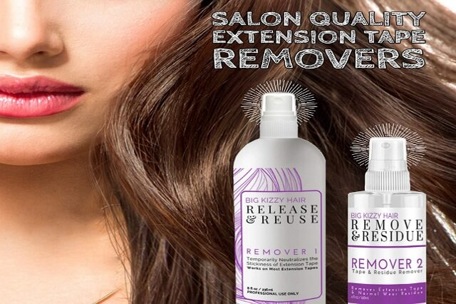 best glue remover for hair extensions