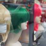 different type of wigs