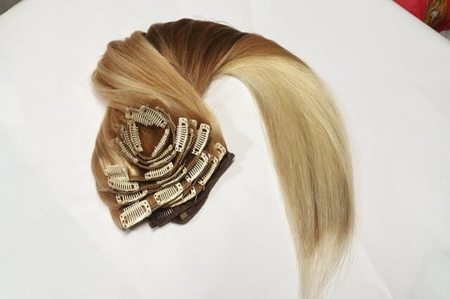 How to Store Hair Extension Clips
